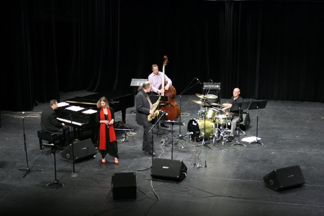 Overhead shot temple jazz